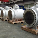 3PC는 위조한 강철 산업 포이 공 벨브 플랜지를 붙였다