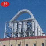 Het Drogere Systeem van de Luchtstroom van de Drogende Machine van het Zetmeel van de Maïs van het roestvrij staal