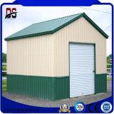 Acier léger préfabriqué facile de structure de grande envergure d'installation pour le garage