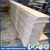 Andamio de madera de pino duro de la tabla de madera para construcción Builinding LVL