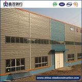 Oficina móvel da construção de aço com mais barato