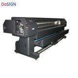 新しいDx5 Dx8の印字ヘッドの大きいフォーマット3.2m Ecoの支払能力がある印字機
