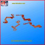 Metallo del fornitore dell'OEM che stampa il contatto elettronico della parte (HS-BS-010)