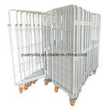 Cage de roulement d'enduit de poudre du Japon et de la Corée/cage rouleau d'emmagasinage/chariot à main/camion de main