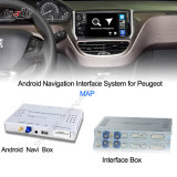 Peugeot 208, 2008년, 408, 508 Touch 또는 1080P를 위한 인조 인간 Navigation Interface Box