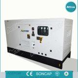 Тепловозное электрическое Genset 10kVA-350kVA с молчком сенью