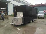 Vrachtwagen van het Voedsel van Tranda de Mobiele/Food Van Outdoor