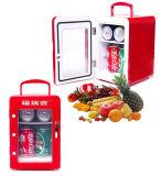 Mini refrigerador termelétrico DC12V, AC100-240V para refrigeração e aquecimento