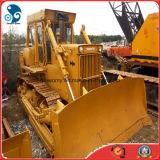Bulldozer idraulico del cingolo di KOMATSU dell'usato con l'argano (D155A)