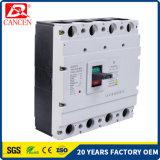 MCB MCCB RCCB Electric disyuntor de caja moldeada 100-800UN