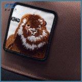5 algodão ornamento do painel de malha bordada Snapback Caminhoneiro Chapéus