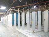 Kast 4 van de School van de Opslag van Almirah van het Staal van de Structuur van Kd de Kast van het Staal van de Deur