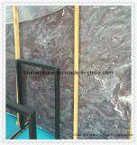 Chinese Veelkleurige Purpere Marmeren Plak voor Tegels