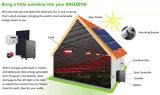 sistema de energia 3kw/5kw solar portátil, sistema de gerador solar da iluminação para a estufa