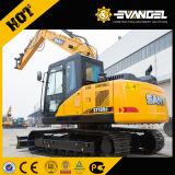 Cer anerkannter Sany guter Preis-hydraulischer Exkavator (SY135C)