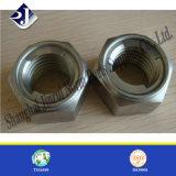 Noix Hex de blocage en métal de DIN980m DIN980