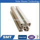 Système d'énergie solaire photovoltaïque de rail en aluminium de structure de fixation du toit
