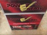 DIN45mf 12V45ahの鉛の酸の手入れ不要の記憶の自動車電池