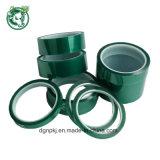 Il PWB resistente del silicone del nastro di verde dell'animale domestico del nastro del Ciao-Temp a temperatura elevata di verde placca il nastro protettivo