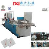 La impresión automática Serviette la máquina de papel de servilleta de tejido de la carpeta en relieve fabricante