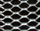 Metal expandido para o material de construção
