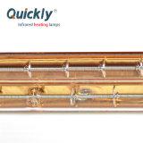 O tubo de quartzo em forma de L emissores de infravermelhos de ondas curtas para soldadura plástica