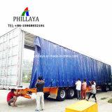 Del Van Body Box di stile del PVC della tenda del lato del camion di rimorchio rimorchio del camion semi