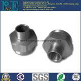 De Precisie CNC die van de douane de Bouten van het Roestvrij staal machinaal bewerkt