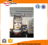 PE sac biodégradable Mini Film Machine de soufflage