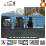 Zelt mit Drucken-Firmenzeichen, gedruckte bunte Zelte für Verkauf