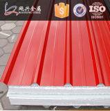 普及した標準的で多彩な屋根瓦の大きい供給