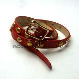 Rivet de mode de gros de cuir synthétique de la broche boucle de ceinture de la courroie accessoires du vêtement