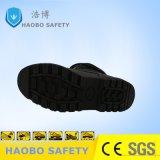 Pattini di sicurezza d'acciaio dei lavori di costruzione di Midsole di alta qualità
