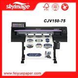 Eco-Oplosbare Printer & de Snijder van het Formaat van Mimaki Cjv150-75 de Brede