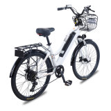 卸し売り脂肪質のタイヤ山都市電気自転車のディスクブレーキ
