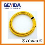 4 fibre monomode à l'intérieur de distribution par câble à fibre optique
