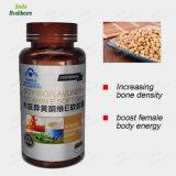 Past het Natuurlijke Voedsel Healt van 100% de Vrouwelijke Voeding Softgel van de Vitamine E van de Isoflavoon van de Soja van het Hormoon (60 pillen) aan