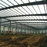 Atelier métallique de fabrication d'acier préfabriqué avec haute qualité