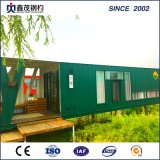 中国の洗面所(容器のホーム)が付いている移動可能なプレハブの容器の家