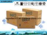 Fabricante del detergente del lavadero del embalaje del rectángulo de papel de China