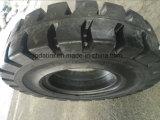 중국에 있는 도매 최고 타이어 공장 포크리프트 단단한 타이어