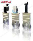 Valvole a saracinesca di vuoto di /Electric della valvola a saracinesca di vuoto di Uhv