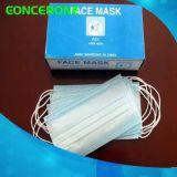 처분할 수 있는 Nonwoven는 Medical Hospital를 위한 Earloop로 Face Mask를 3 부지런히 쓴다