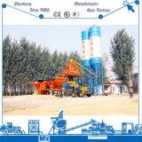 Pianta d'ammucchiamento concreta Mixed prefabbricata 50m3/H centrale di controllo (JS1000 betoniera HZS50)
