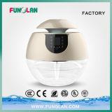 2017 purificador Bluetooth del filtro de aire del más nuevo modelo +Air y funciones del altavoz