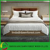 Base de madera del hotel barato usada para los muebles del dormitorio
