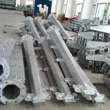 Elektrischer Stahl-galvanisiertes Rohr Pole