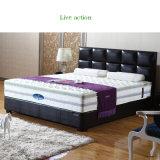Schlafzimmer-Möbel - Hotel-Möbel - Hauptmöbel - europäische Möbel - weiche Möbel - Möbel - Sofabed - Bed— Latex-Matratze
