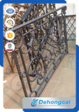 Belle inferriate di obbligazione del ferro saldato di Resisdential (dhrailings-9)