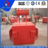 Séparateur magnétique de courroie électronique de marque de Baite pour le minerai de fer/exploitation/machine de rectifieuse